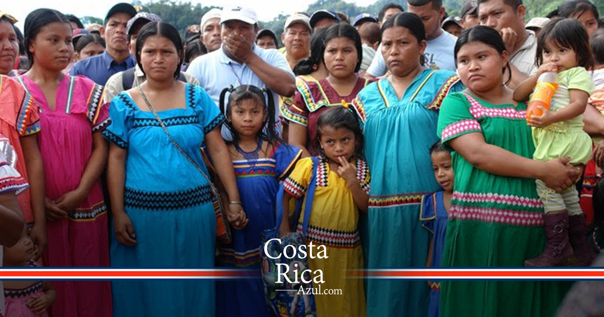 Image result for pueblos indigenas de costa rica
